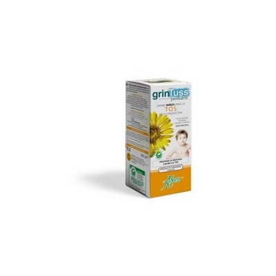 GRINTUSS JARABE PEDIATRICO 180ML ABOCA