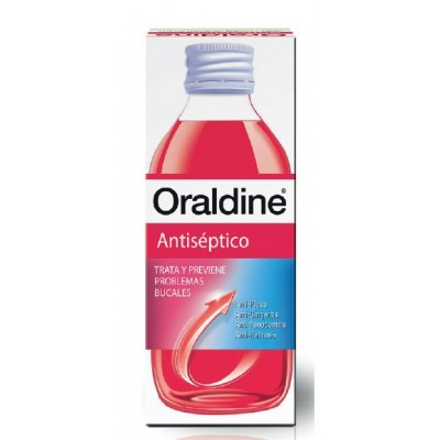 ORALDINE COLUTORIO ANTISEPTICO 200 ML