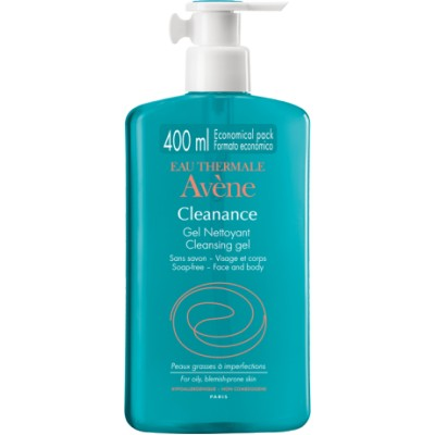 CLEANANCE GEL LIMPIADOR 400 ML AVENE