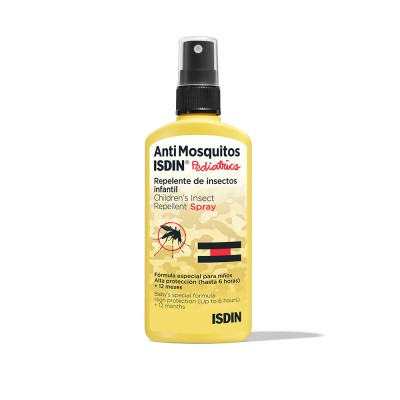 ANTIMOSQUITOS ISDIN SPRAY PEDIATRICS 100ML