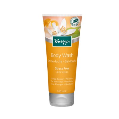 KNEIPP GEL DE DUCHA STRESS FREE 200ML