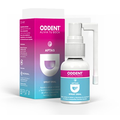 ODDENT AFTAS SPRAY ORAL 20 ML