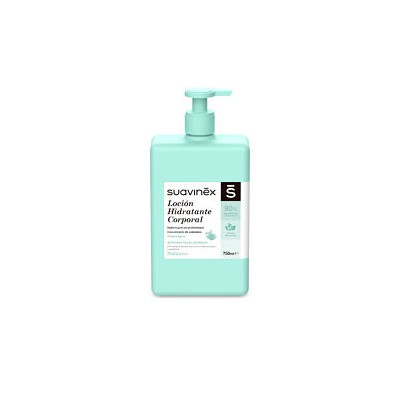 SUAVINEX PEDIATRIC LOCION HIDRATANTE MASAJE 750ML
