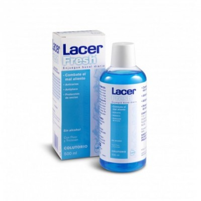 COLUTORIO LACERFRESH 500 ML